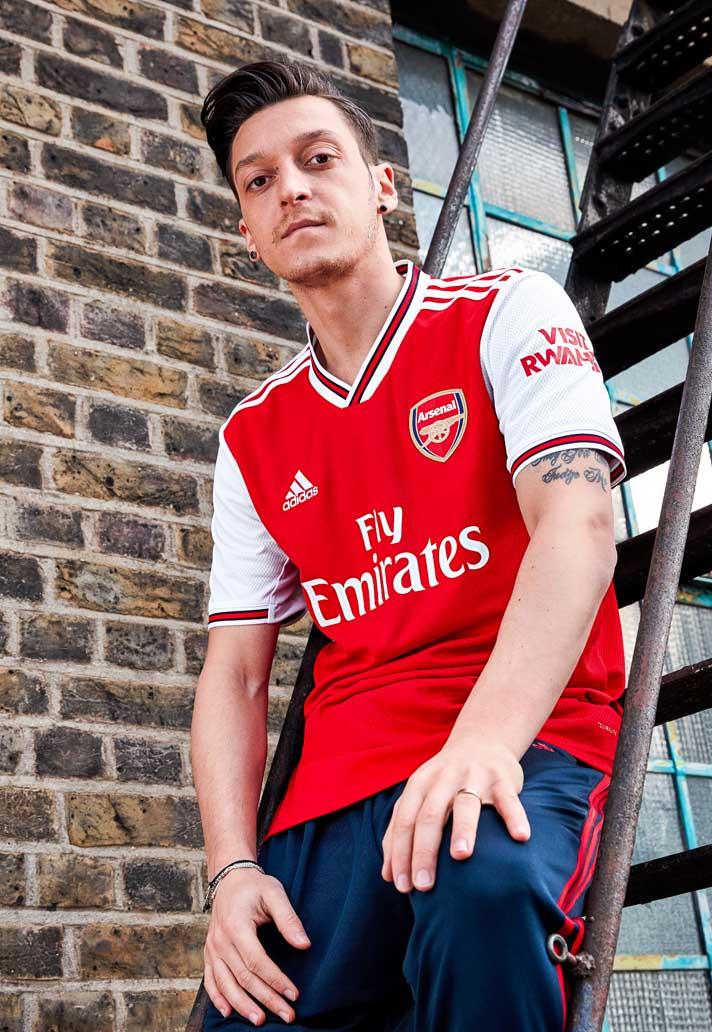 adidas launch arsenal 2019 20 home