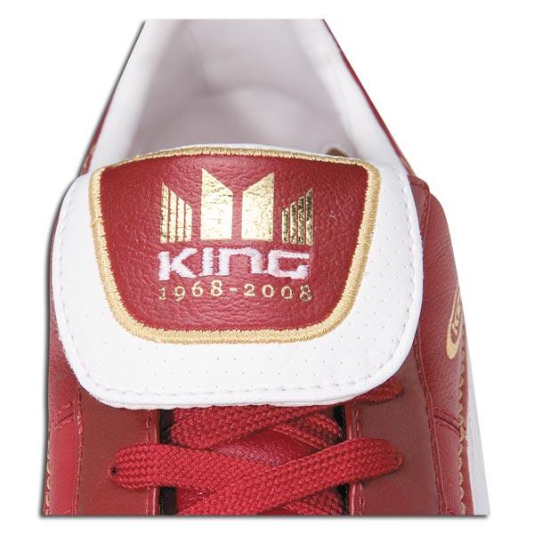 Puma King XL tongue