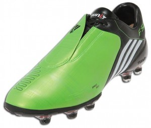 Adidas F50i Macaw Front