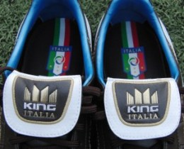 Puma King XL Italia Tongue