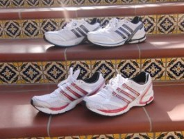 Adidas Adizero running shoe - mens and women