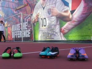 Nike Soccer - Montalban Theater