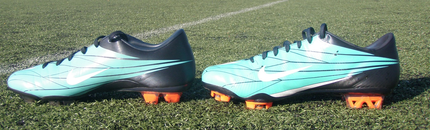 the best attitude f64cd c7f5f Nike Miracle versus Superfly II