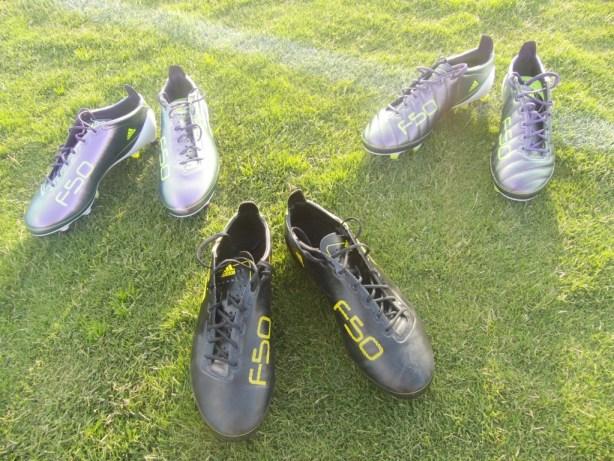 Adidas Adizero range