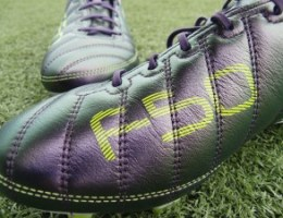 Leather Adidas F50 Adizero