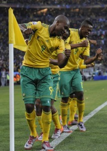 South Africa in Nike Elite