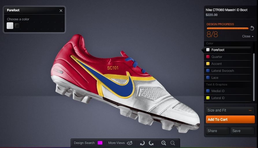 Mi Adidas vs Nike ID - Which to choose