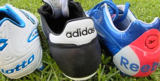 Lotto Adidas Reebok