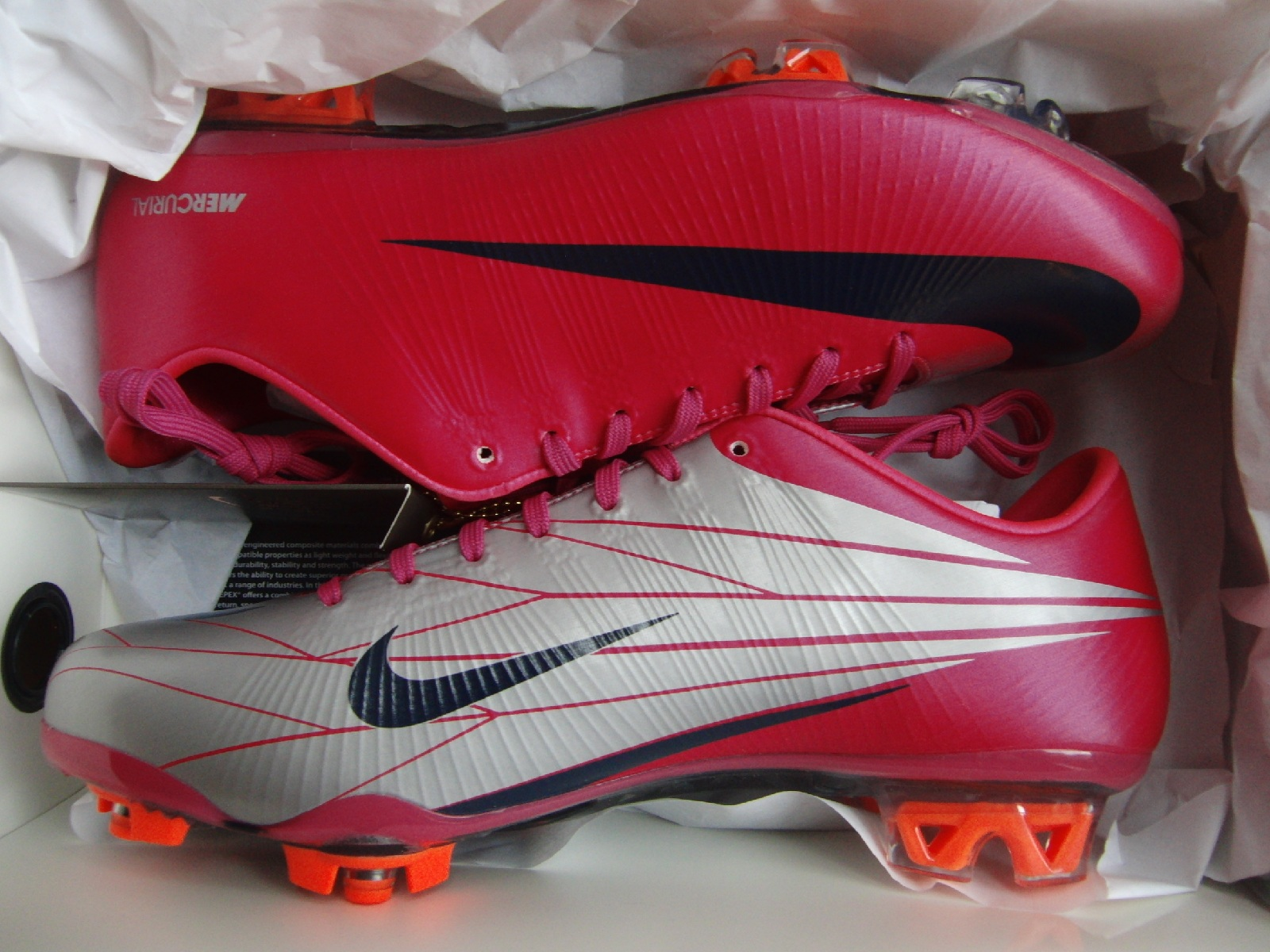 online retailer b0004 ba33e Nike Mercurial Superfly II Cherry - Giveaway! | Soccer ...