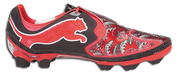 buy online 27b1e 9a6ca Puma V1.10 Kehinde Wiley Red Black