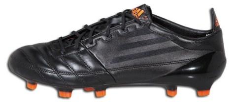 Adidas f50 adizero black