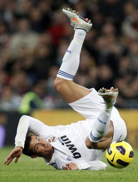 Cristiano Ronaldo debuts Nike CR7 Safari