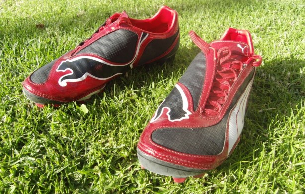 V1.08 Puma Soccer Cleat