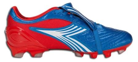 Blue Red Diadora Kobra K