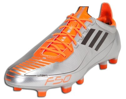 Adidas F50 adiZero Chrome