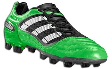 Adidas Predator X Intense Green White