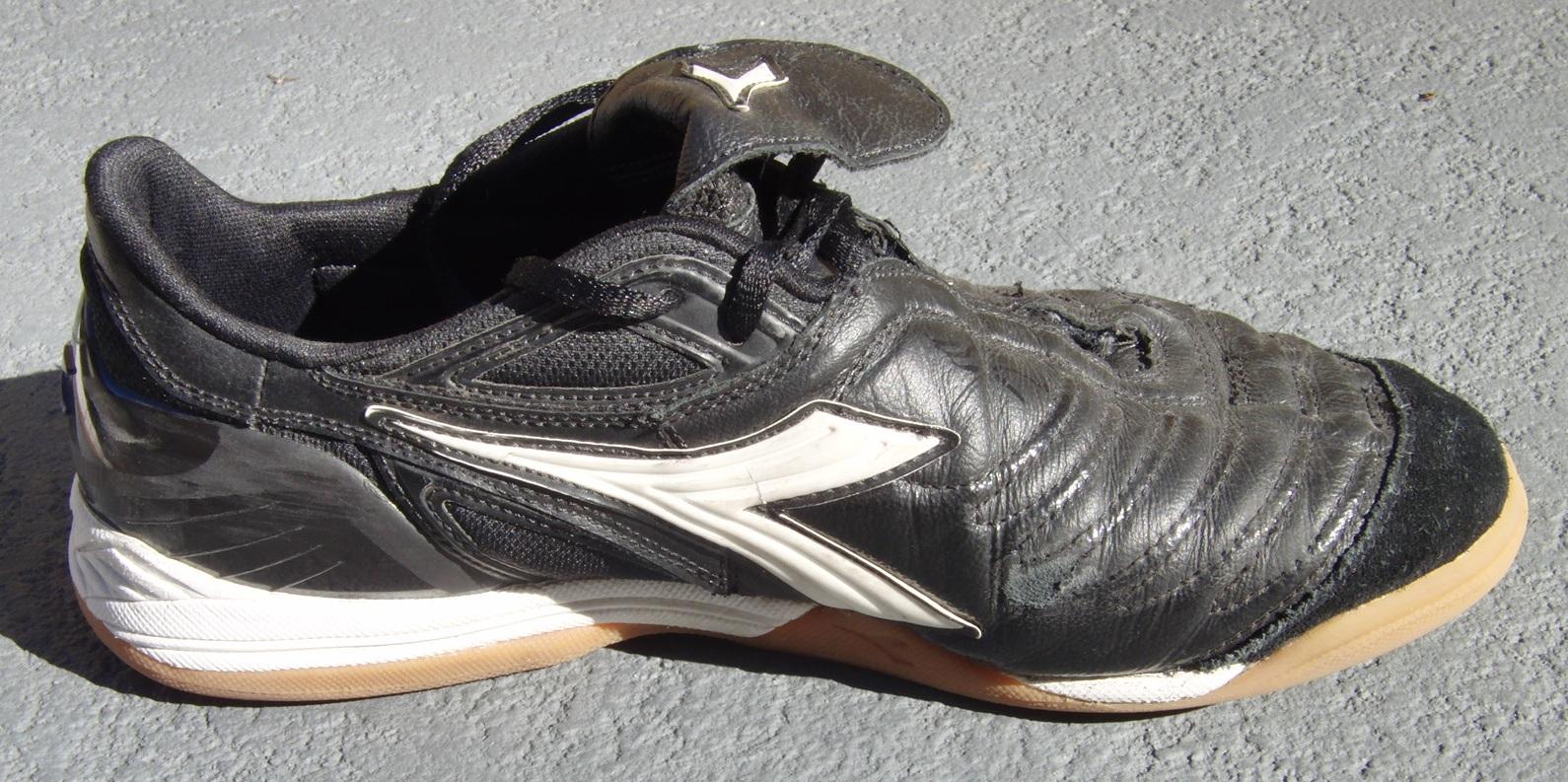 1fed33e98 Diadora Maracana Indoor Review | Soccer Cleats 101