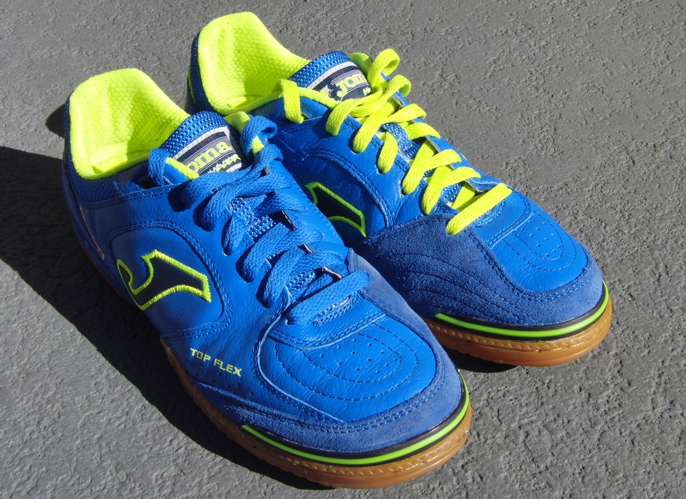 Joma Top Flex Indoor Soccer Shoes Review