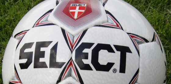 Select Soccer Ball