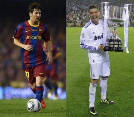 Messi vs Ronaldo