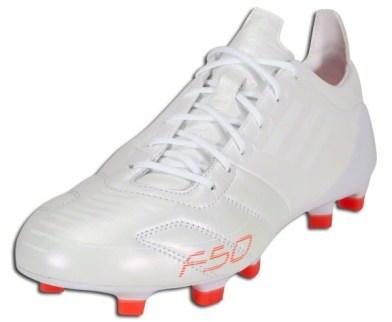 Adidas F50 adiZero Whiteout