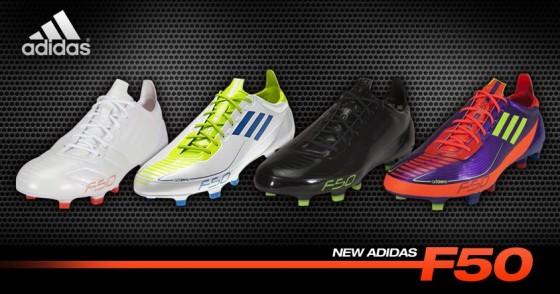 New adiZero Line-up