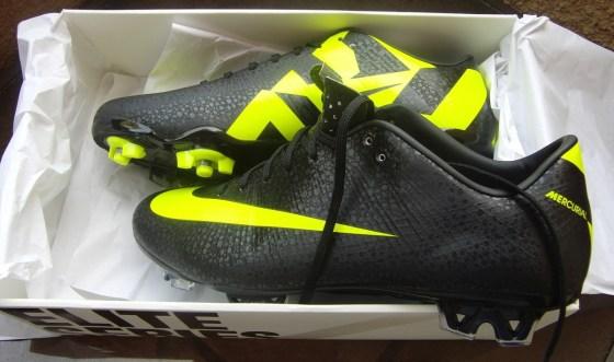 Nike Superfly III arrived