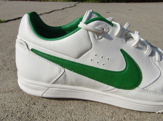 Nike5 Gato Street detail
