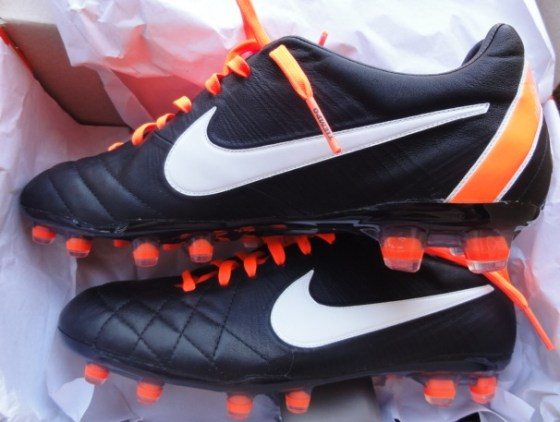 Nike Tiempo IV arrived