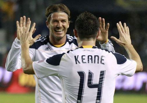 Keane Galaxy Debut