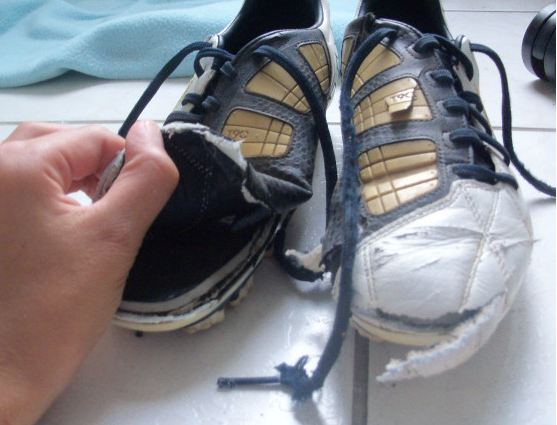 Old Cleats i