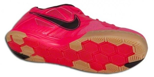 Nike5 Lunar Gato Cherry Soleplate