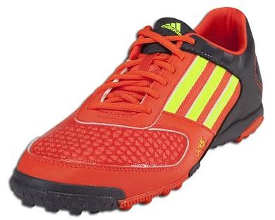on sale b779e 575ab Adidas adi5 X-ite Turf Shoes   Soccer Cleats 101