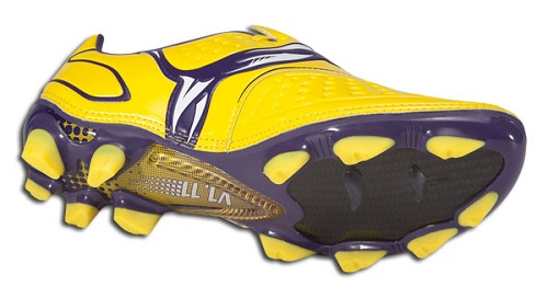 Puma V1.11 Yellow Soleplate