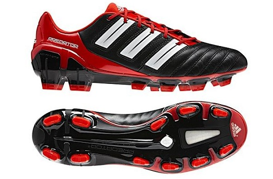 Adidas adiPower Predator Black Red