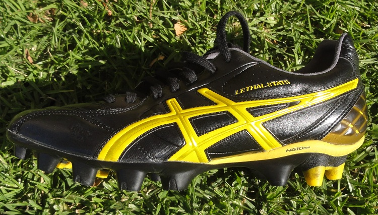Asics Lethal Stats Review   Soccer Cleats 101