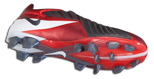 Nike T90 Laser Red