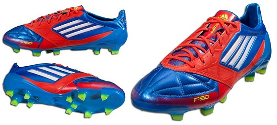 Adidas F50 adiZero in Prime Blue Core Energy Released  5e4fc67b021e