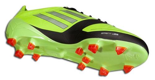 Slime Adidas adiZero soleplate