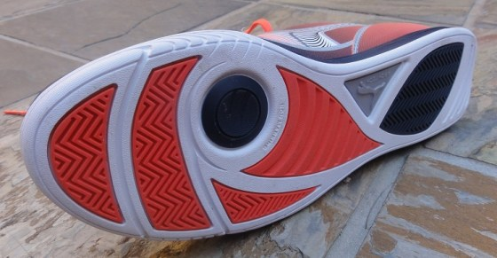 Sole of Puma Speed Star