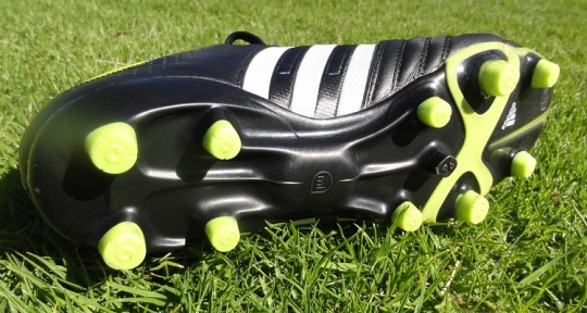 adiPure 11Pro soleplate
