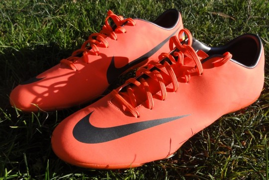 Nike Vapor 8 Review