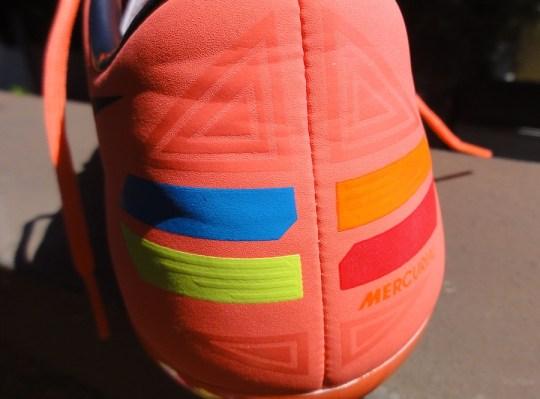 Nike Vapor VIII Heel