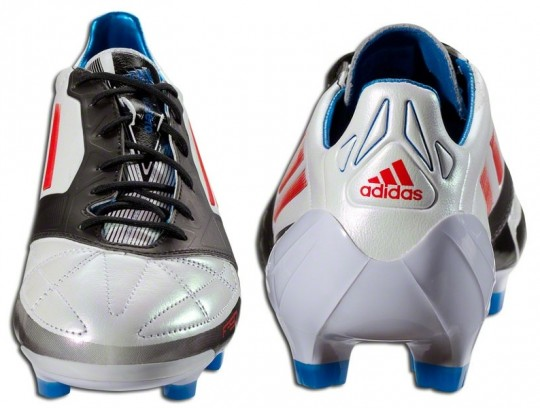 adiZero White Profile