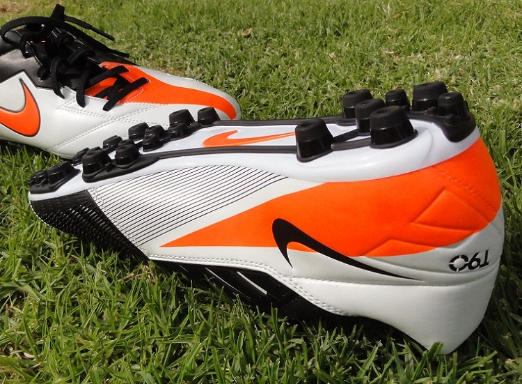 Nike's AG (Artificial Ground) Soleplate