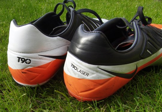 T90 Strike vs T90 Laser Heel