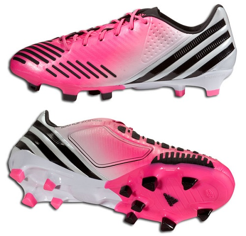 19d8dca70f41 Adidas Predator LZ in Super Pink White Released