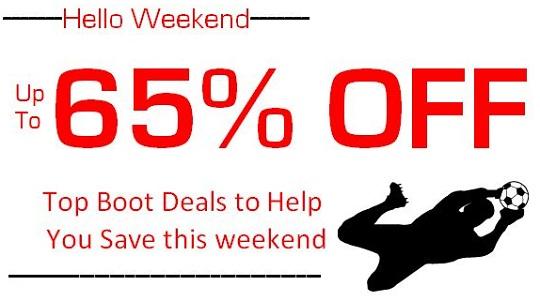 Weekender Sale
