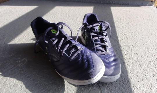 Nike5 Lunar Gato in Imperial PurpleWolf Grey