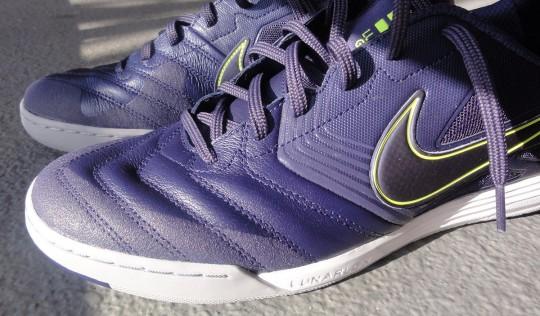 Nike5 Lunar Gato in Imperial PurpleWolf Grey (b)